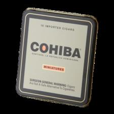 Cohiba Miniatures Tin of 10